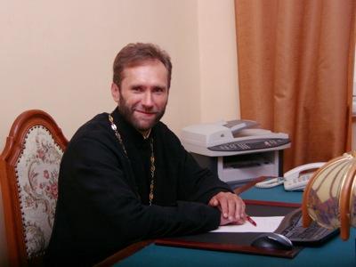 Протоиерей Виталий Грищук. В духовных школах важен воспитательный процесс