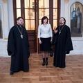 СПбПДА посетила начальник Отдела образования Фрунзенского района Петербурга