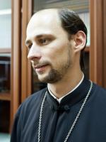 Священник Владислав Малышев