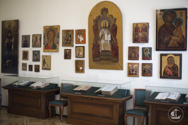 Музей СПбДА