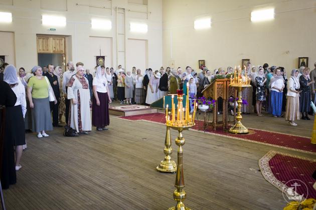 Храм Двенадцати апостолов Санкт-Петербургской православной духовной академии
