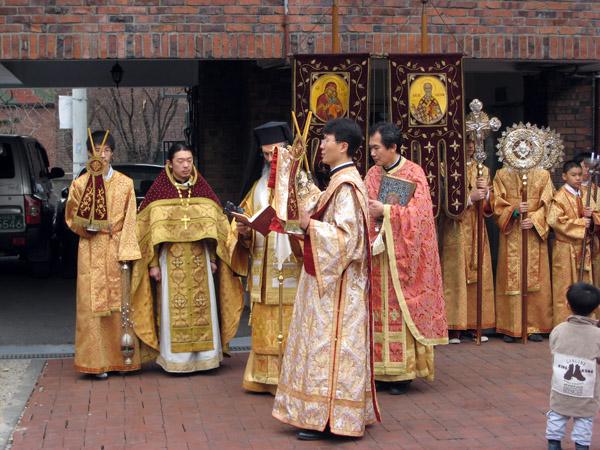 Православная миссия в Корее