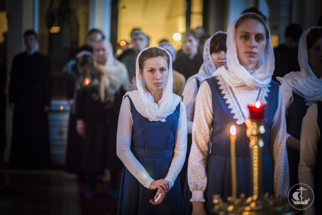 Петербургская духовная академия