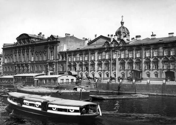 Музей Маяковского на Фонтанке