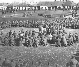 православных священнослужителей в годы Первой мировой войны