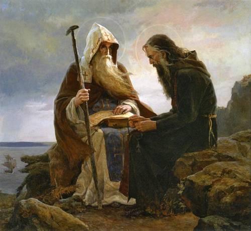 Путь восхождения к Богу