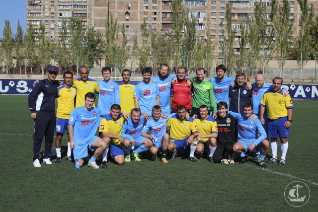 студенты СПбПДА посетили Армению