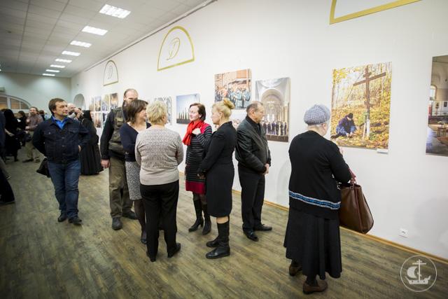 Выставка в Гостином дворе