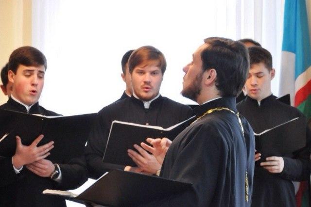 Хор Духовной академии