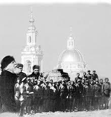РПЦ в годы ВОВ