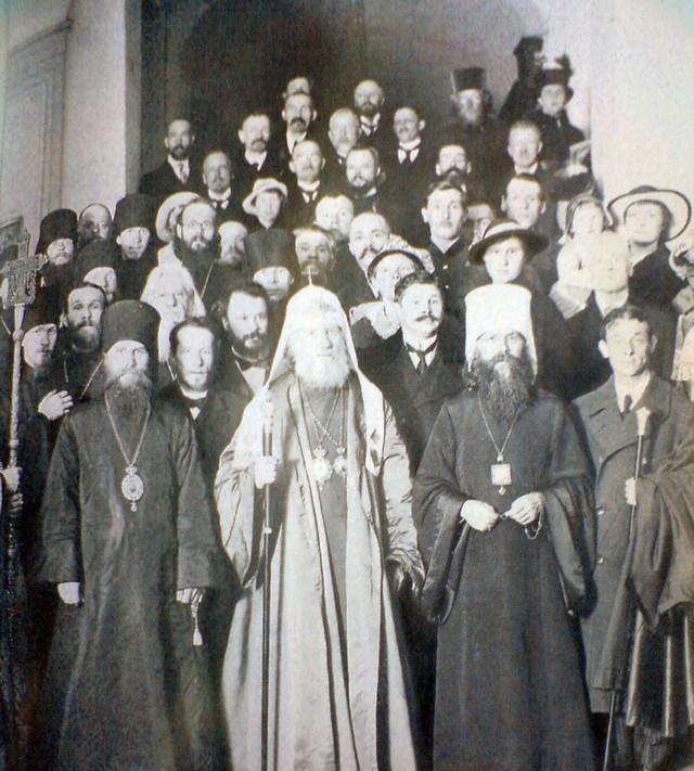 В Петрограде 1920 год