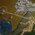 Христос и Адам