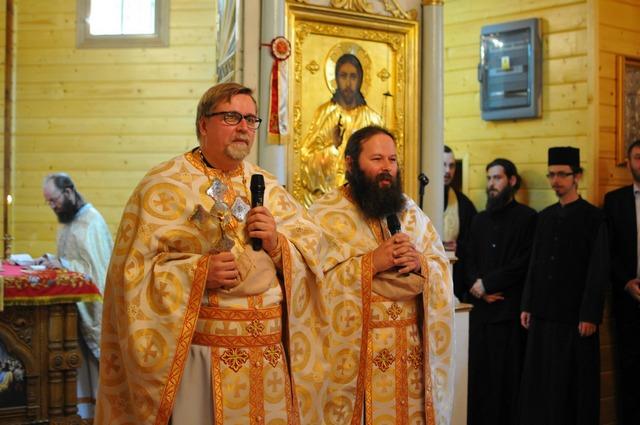 Священник Матти Валлгрен