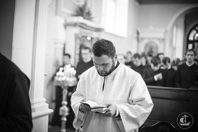воскресные богослужения