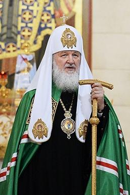 Патриарх Кирилл в Калининграде