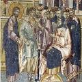 Христос перед Анной и К