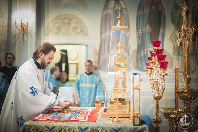 Введения во храм