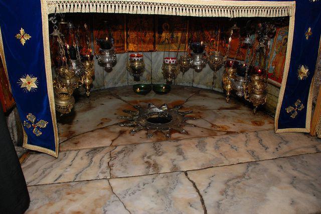 Храм Рождества в Вифлееме