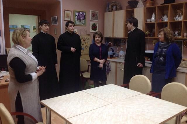 Студенты-активисты социального служения приняли участие в круглом столе «Объединяя усилия»