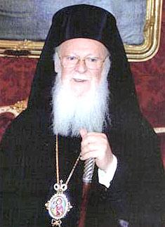 Рождественское послание Святейшего Патриарха Константинопольского Варфоломея