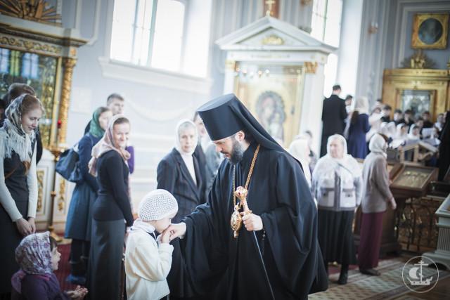 Духовная академия молитвенно почтила Собор Новомучеников и исповедников Русской Церкви