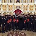 Семинаристы посетили Санкт-Петербургский Университет МВД России