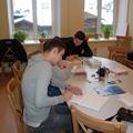 Студенты СПбПДА проходят педагогическую практику в Благотворительном фонде «Православная реабилитация»