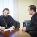 Владыка ректор встретился со студентами выпускного курса бакалавриата