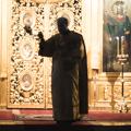 Начальствующие, учащие и учащиеся Духовной академии испросили друг и друга прощения