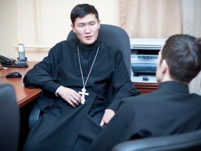 Священник Павел Слепцов: Перспективы христианизации якутов я вижу в кропотливой, многолетней работе