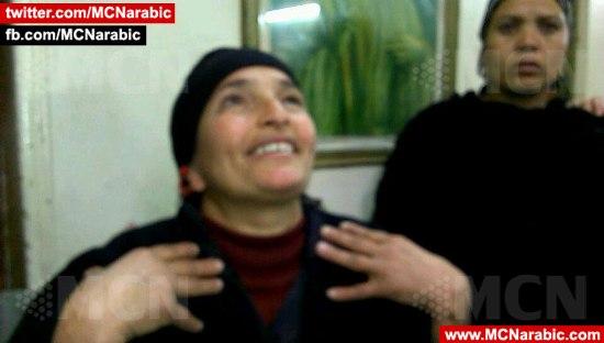 Мать одного из казненных