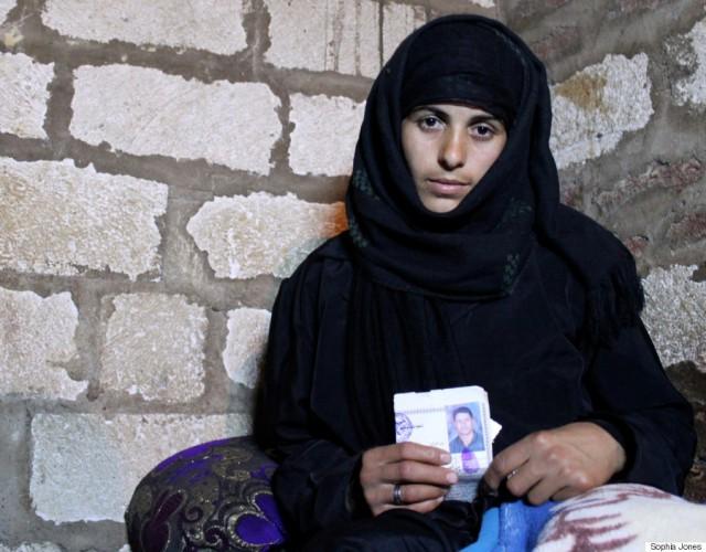 Магда, вдова одно из казненных