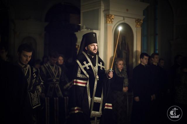 Духовная академия молитвенно почтила память архиепископа Серафима (Соболева)
