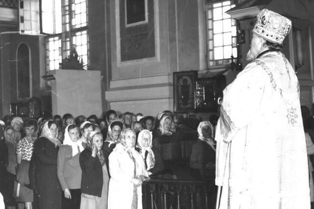 Правило веры и образ кротости: светлой памяти архиепископа Михаила (Мудьюгина)