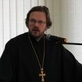 Протоиерей Кирилл Копейкин. Богословие и естествознание в современном образовательном пространстве