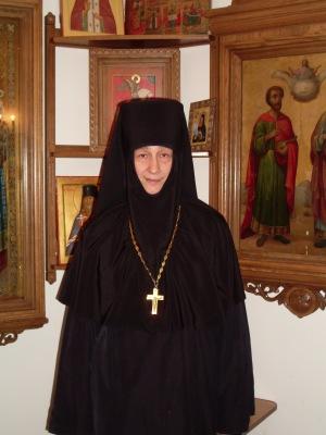Игумения Илариона (Феоктистова). Особенности и традиции Константино–Еленинского монастыря