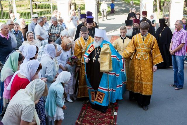 Скончался Митрополит Петрозаводский и Карельский Мануил