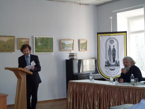 Виталий Акимов. О новом библейском альманахе