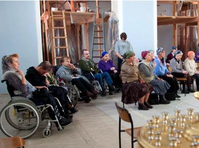 Константин Шнуров. Служение ближнему как неотъемлемая часть жизни православного христианина