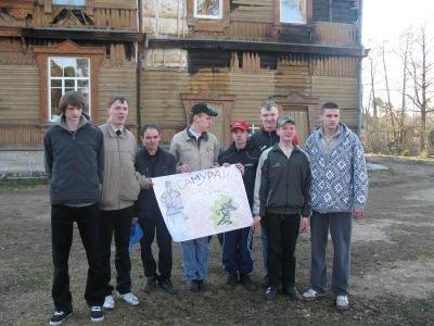 Cтуденты семинарии посетили православный лагерь в посёлке Лебяжье
