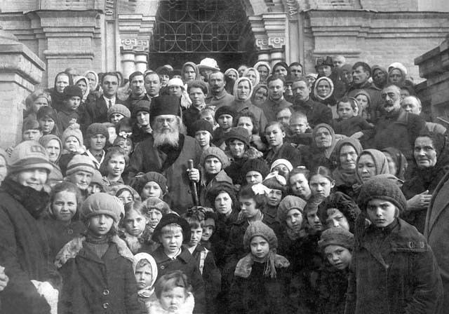 Святитель Лука (Войно-Ясенский) - профессор, врач, архиепископ