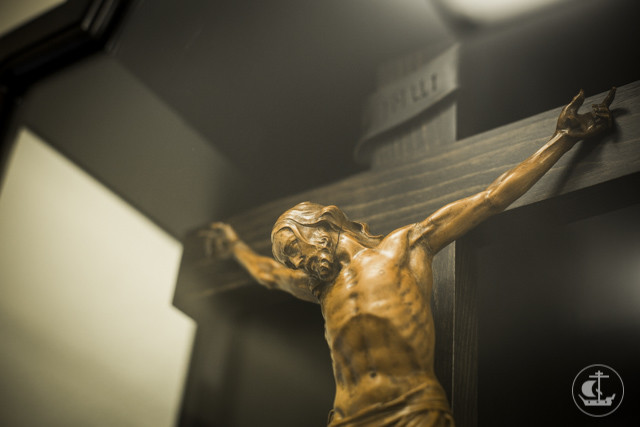 Частица Креста Господня будет вновь доступна для поклонения верующих на Страстной седмице
