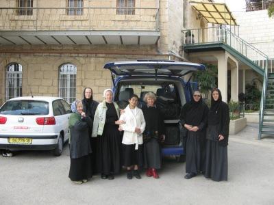 Инокиня Марфа (Валль). Православный оазис в мусульманском окружении