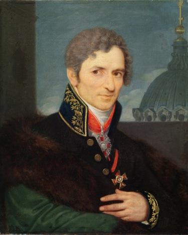Игумен Александр (Фёдоров). Андрей Никифорович Воронихин, создатель Казанского собора в Петербурге