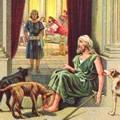 «О богаче и Лазаре»