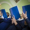 Выпускники Регентского отделения сдали итоговый дирижерский экзамен
