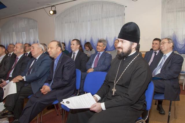 Председатель Духовной академии принял участие в работе попечительского совета института управления