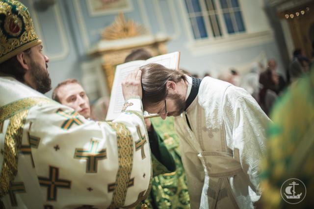 Духовная академия встречает праздник Входа Господня в Иерусалим