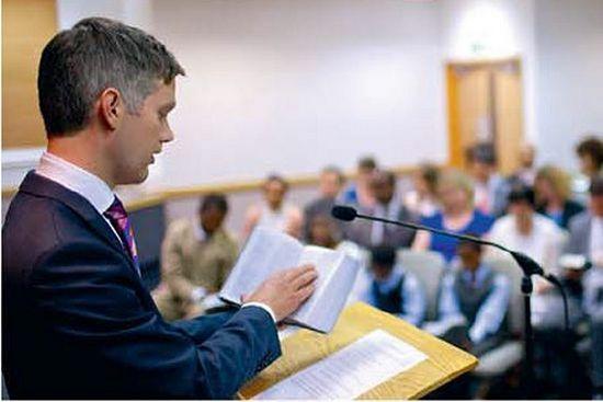 Свидетелям Иеговы поиск истины не нужен