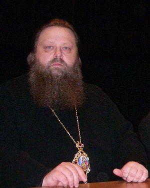 Митрополит Ростовской и Новочеркасский Меркурий